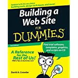 Building a Web Site For Dummies ~ David A. Crowder