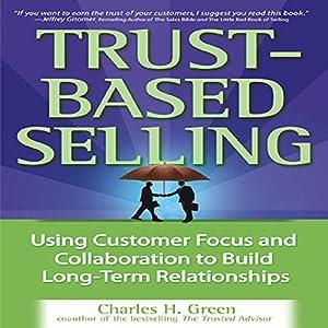 Trust-Based Selling Audiobook