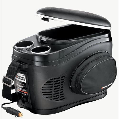 Amazon.com: Black & Decker 12 Volt Thermo-Electric Cooler/Freezer