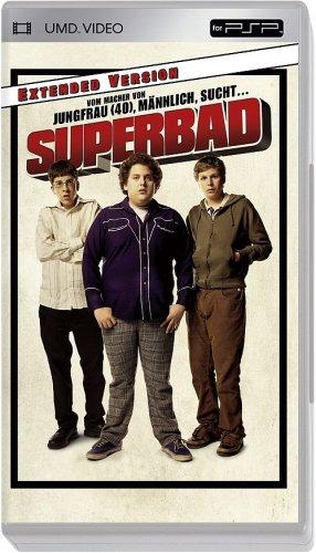 Superbad (Unrated McLovin Edition) [UMD Universal Media Disc]