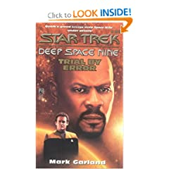 Trial by Error (Star Trek: Deep Space Nine, No. 21) by Mark Garland