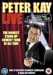 Peter Kay Live - The Tour That Didn't Tour Tour [DVD]