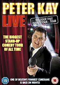 Peter Kay Live - The Tour That Didn't Tour Tour [DVD] (2011)