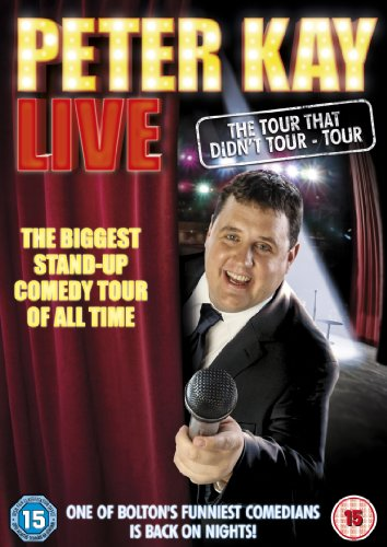 Peter Kay Live - The Tour That Didn't Tour Tour