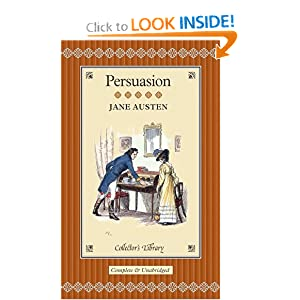 Persuasion (Collector's Library)