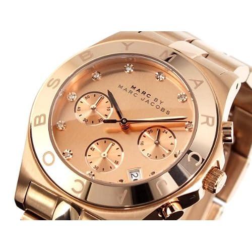 [マーク・ジェイコブス]Marc Jacobs 腕時計 MBM3102 クロノグラフ クオーツ アナログ表示 レディース [並行輸入品]