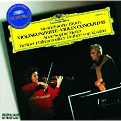 Mendelssohn / Bruch: Violin Concertos (The Originals Version)