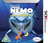 Finding Nemo - Escape to the Big Blue (Nintendo 3DS)