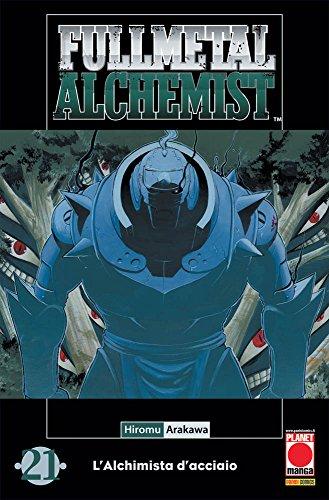 Fullmetal Alchemist Terza Ristampa 21