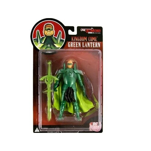 Reactivated! Series 2: Kingdom Come Green Lantern Action Figure
