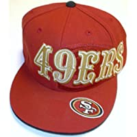 San Francisco 49ers NFL Elements Fitted Hat By Reebok Size 7