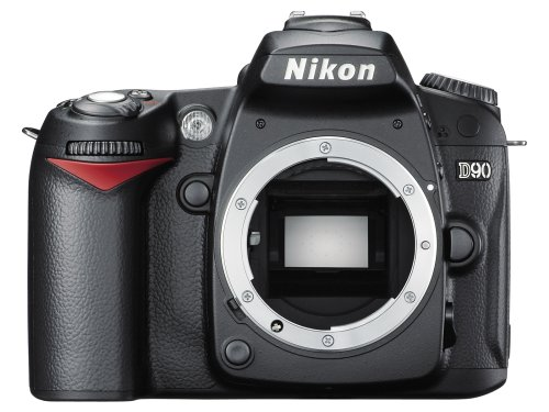 Nikon D90  :  digital cameras slr sale nikon d90 body only