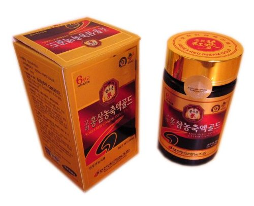 Pure Korean Red Ginseng - Extract (Ginseng Component - 70 Mg/g)