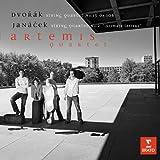 Dvorak : Quatuor A Cordes N°13 Op.106 - Janacek : Quatuor A Cordes N°2