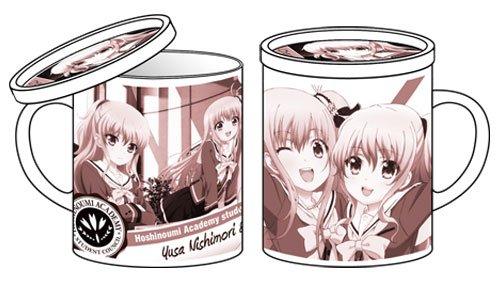 Charlotte 奈緒&柚咲フタつきマグカップ
