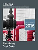 RS Means Plumbing Cost Data 2016 Book