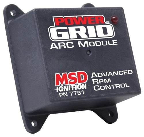 Msd Ignition 7761 Power Grid System Traction Control/Slew Rate Module