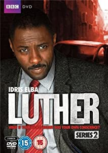 Luther - Series 2 [Import anglais]
