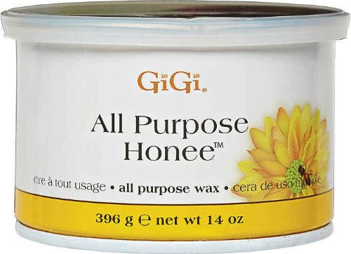 Gigi Tin Honee Wax All Purpose 14oz 6 Pack