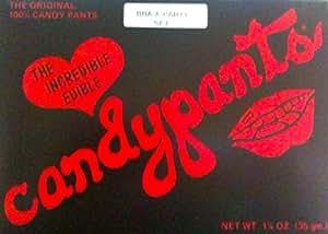 Edible Underwear Bra & Panty Set Cherry (E103)