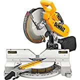 DEWALT DW716XPS Compound Miter Saw with XPS,...