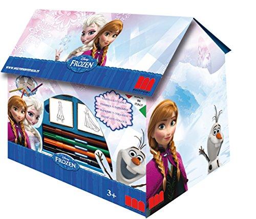 Multiprint 9883 frozen casetta dei timbri - Cucina frozen prezzo ...