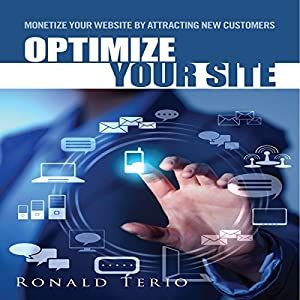 Optimize Your Site Audiobook