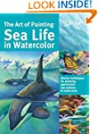 The Art of Painting Sea Life in Water...