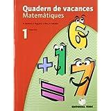 QUADERN VACANCES MATEMAT.1 ESO