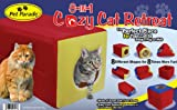 Pet Parade 8 in 1 Cozy Cat Retreat