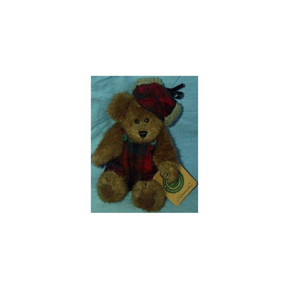 Boyds Bears & Friends Edmond 8 Collectible Teddy Bear