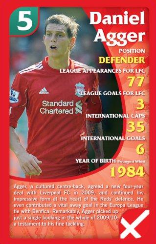 Imagen 2 de Top Trumps - Juego de cartas especial Liverpool FC 2011
