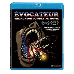 Evocateur: Morton Downey Jr Movie [Blu-ray]