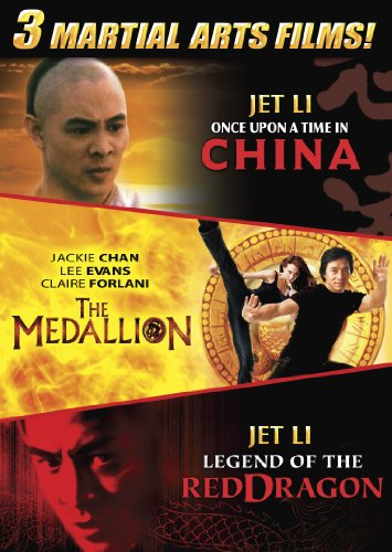 the medallion movie trailer and videos tvguidecom
