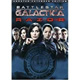 Battlestar Galactica: Razor (Unrated Extended Edition)by Edward James Olmos