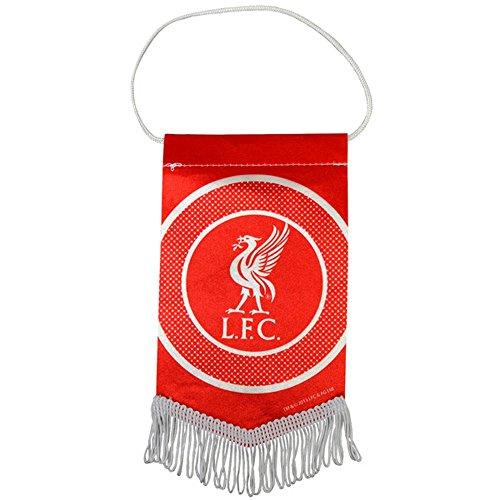 Other Sport Leisure Official Liverpool Fc Bullseye Mini Pennant