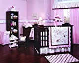 Carter's Love Bug 4 Piece Crib Bedding Set