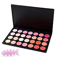 28 Color Makeup Cosmetic Blush Palett…