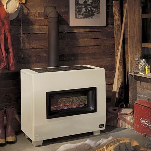 Empire Room Heater - 65000 Btu - Natural Gas (Natural Gas Floor Heater compare prices)