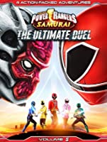 Power Rangers Samurai: The Ultimate Duel Vol. 5 [HD]