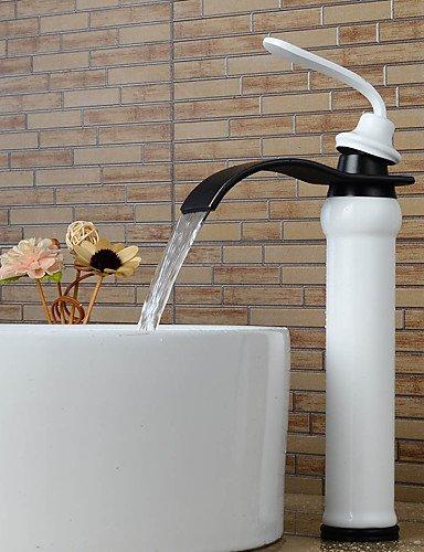 cac-moderno-ed-alto-cascata-olio-di-vernice-sfregato-il-bronzo-il-lavandino-del-bagno-rubinetto-bian