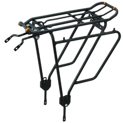 Ibera PakRak Bicycle Touring Carrier Plus+ IB-RA4 Frame-mounted for heavier top & side loads