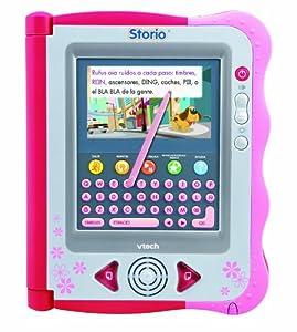 Amazon.com: Vtech Sistema Pink Storio con Rufus Juego: Toys & Games