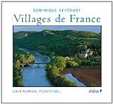 echange, troc  - Calendrier perpétuel Villages de France