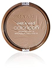 Wet n Wild Coloricon Bronzer with SPF 15, TICKET TO BRAZIL 739