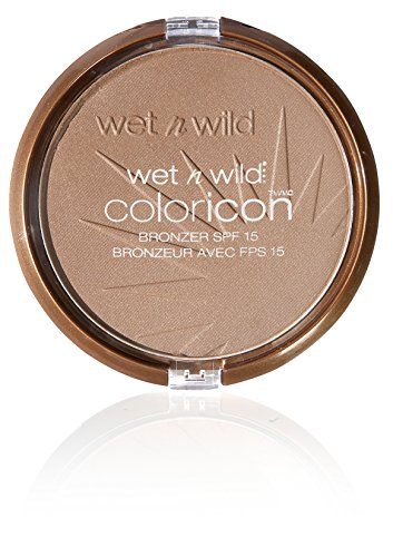 Wet 'n' Wild, Color Icon, Terra abbronzante, SPF15, Ticket to Brazil, 13 g