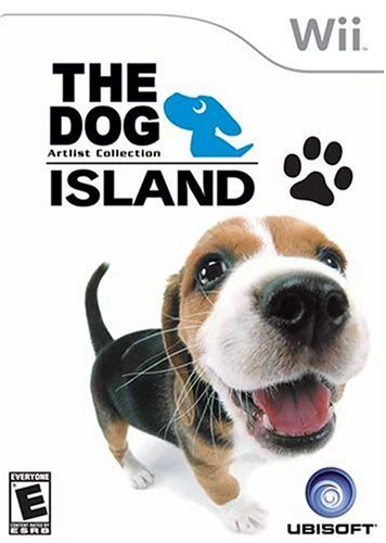 The Dog Island - Nintendo Wii front-934184