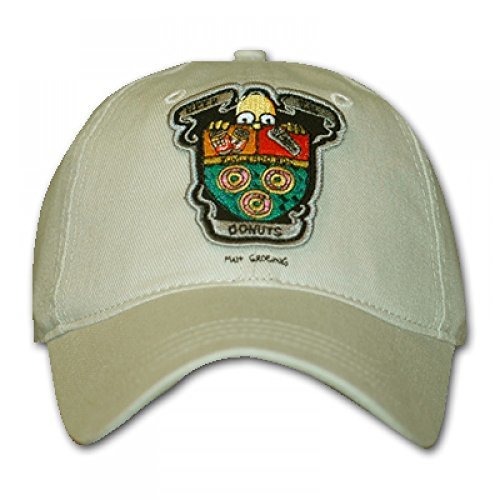 Officially Licensed Homer Simpson Crest Hat (Futurama Season 9 compare prices)