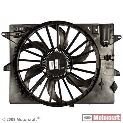 Motorcraft Rf161 Radiator Fan Motor