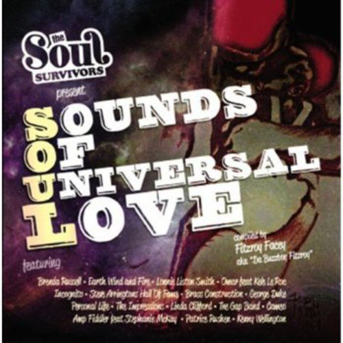 CD : VARIOUS ARTISTS - Sounds Of Universal Love /  Various (United Kingdom - Import)